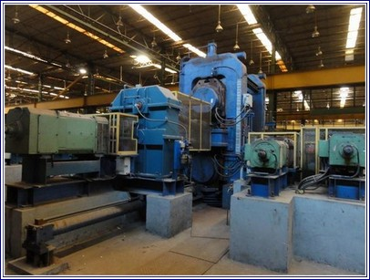 Clecim/VAI Siemens Combined Tension Levelling Line & 4Hi Temper Mill