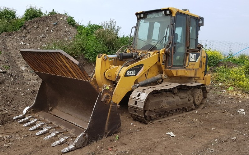 Surplus & Redundant Contractors Plant & Commercial Vehicles