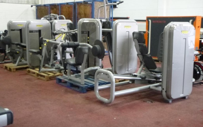 End of Lease Commercial Gym Equipment