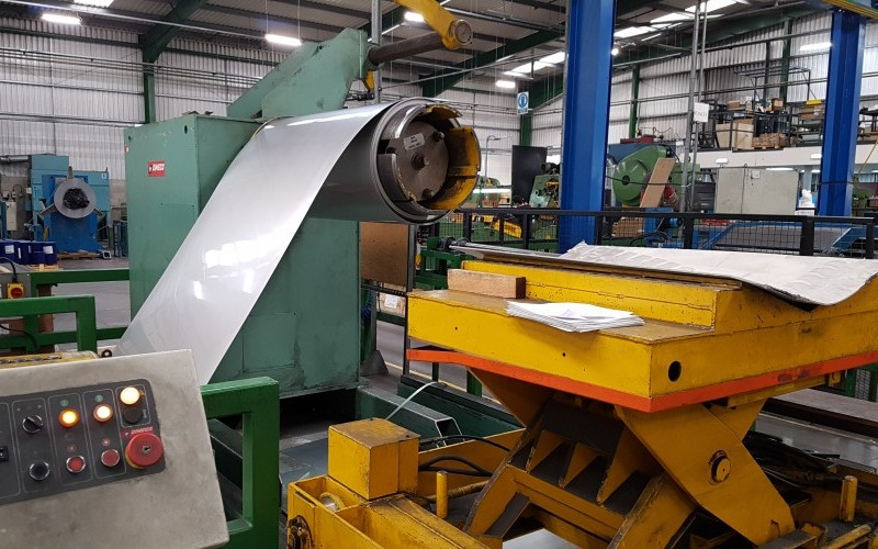 Dimeco 1300mm Cut to Length Line for Stainless Steel & Aluminium Dimeco 1300mm Cut to Length Line for Stainless Steel & Aluminium Dimeco 1300mm Cut to Length Line for Stainless Steel & Aluminium Dimeco 1300mm Cut to Length Line for Stainless Steel & Aluminium Dimeco 1300mm Cut to Length Line for Stainless Steel & Aluminium Dimeco 1300mm Cut to Length Line for Stainless Steel & Aluminium Dimeco 1300mm Cut to Length Line for Stainless Steel & Aluminium