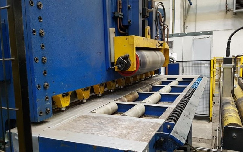 1998/99 Ocemi 2 Metre wide Cut to Length Line