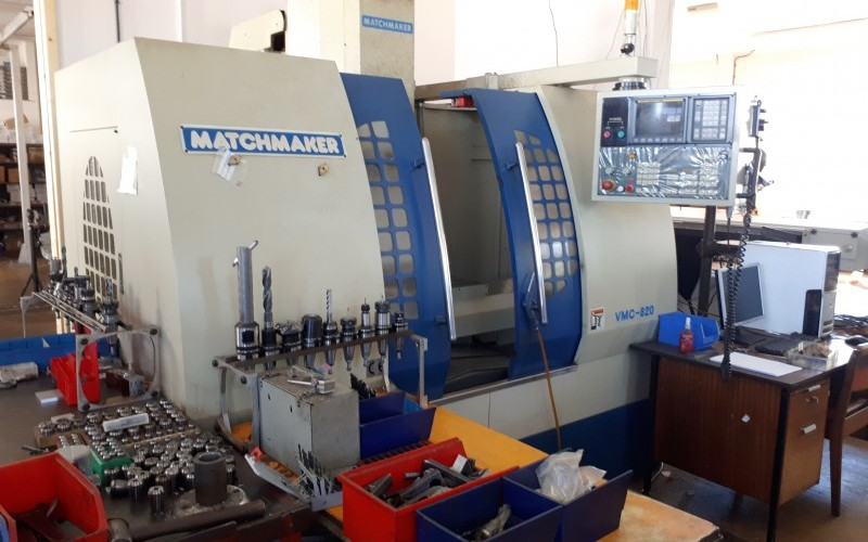 Online Auction Of Range Of Machine Tools Associated Equipment