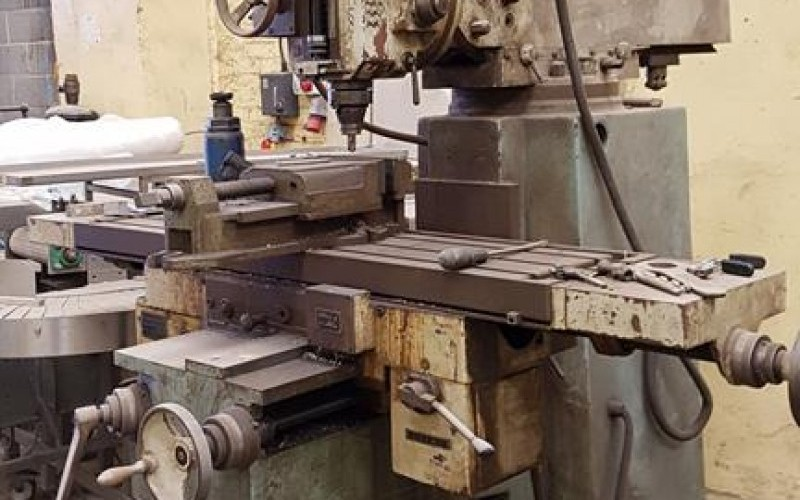 Sheet Metal & Other Machine Tools