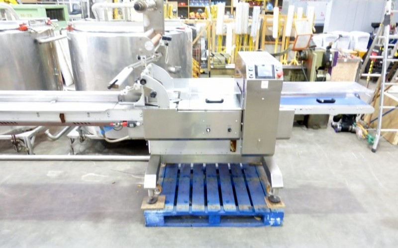 For Sale by Negotiation Tisomi Flow Wrapper