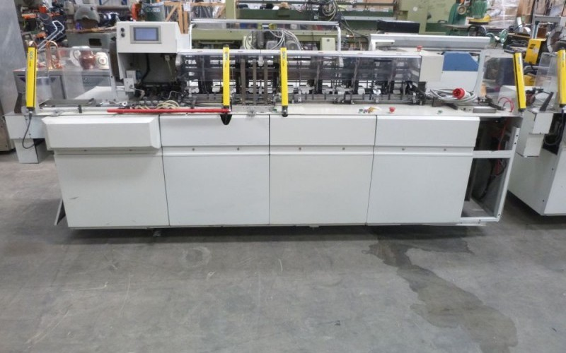 Video Jet BX6600 Addressing Printer with Crescendo Controller, 3 x Mailcrafter 6 station Inserters