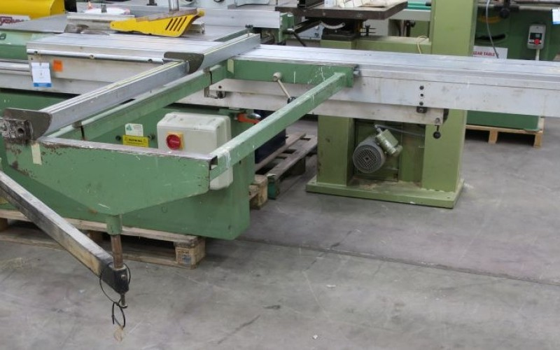 Innovative Online Auction Of Woodworking Machinery  Gallivan
