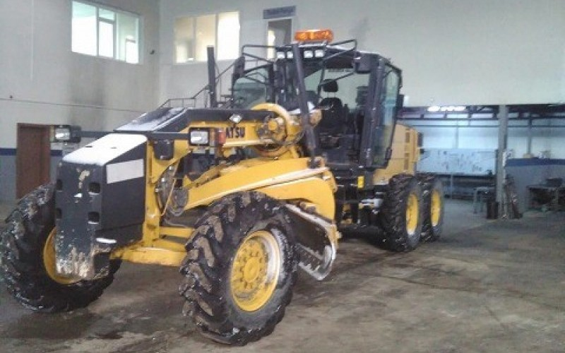 Major Stock Reduction Sale of Late Model Komatsu and other Construction Plant