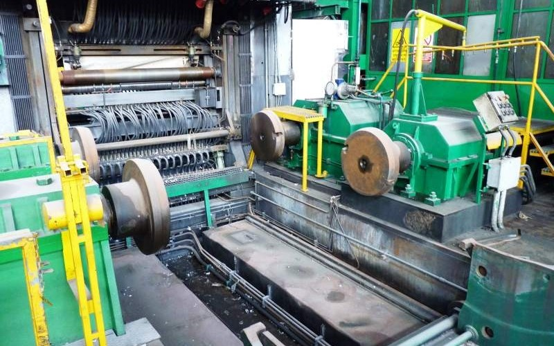 Tecmo Hunter 4High Non-Reversing Foil Rolling Mill (LAS1) & Tecmo Hunter 4High Non-Reversing Foil Rolling Mill (LAS 2)