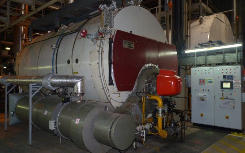 Boiler Plant for Sale from Toyota Manufacturing (UK) Ltd. in ...