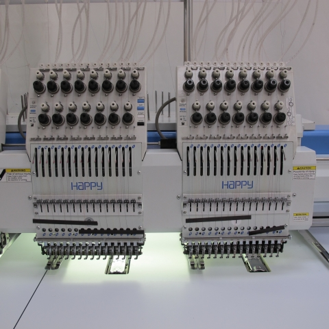 texmac happy embroidery machine