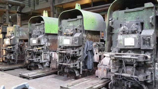 A Highly Versatile 600,000 tpy Top Quality Wire Rod Rolling Mill