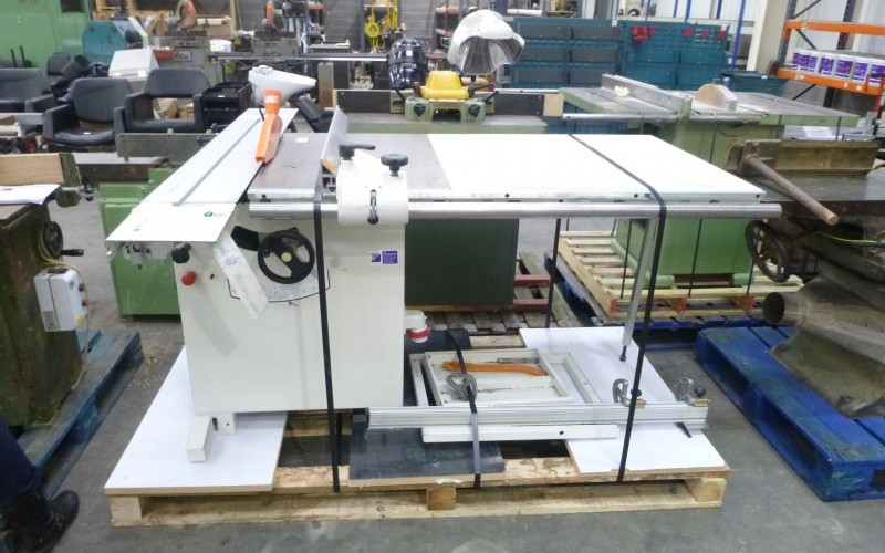 Collection of Woodworking Equipment | Eddisons CJM