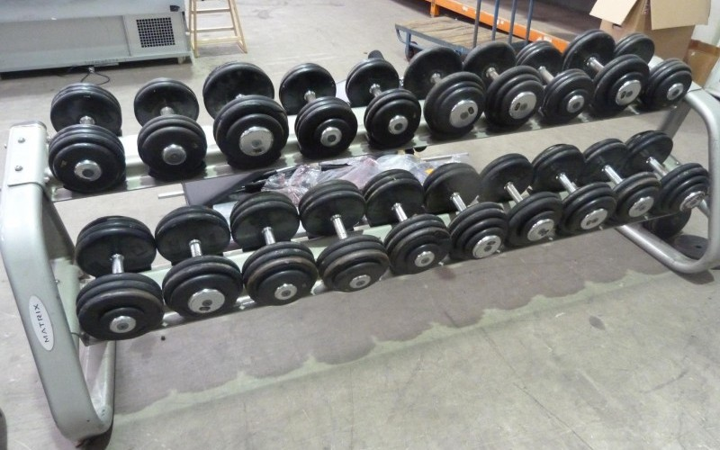 Commercial Gym Equipment Auction