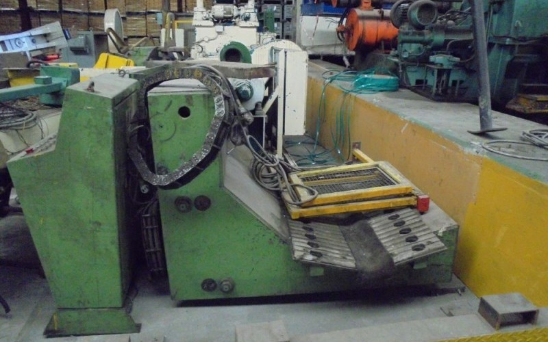 Durmech 3.2mm x 1500mm Slitting Line