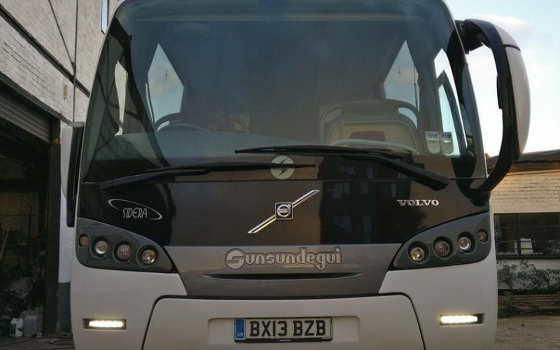 Coaches, Commercial Vehicles and Garage Equipment