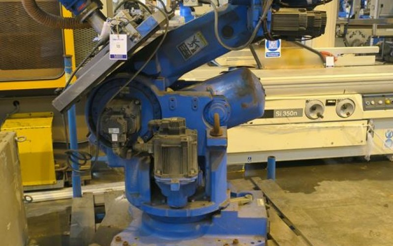 Online Auction of Woodworking Equipment and Spare Parts
