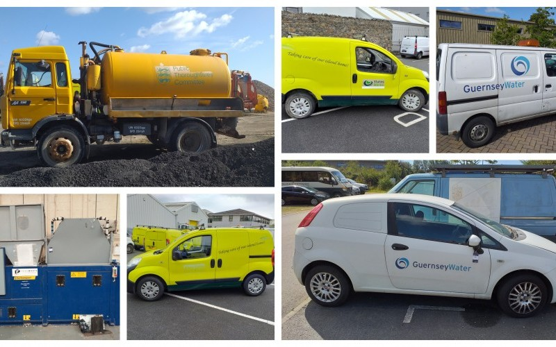 Light Commercial Vehicles, Gully Tankers, Garage, Ground, Maintenance and other equipment