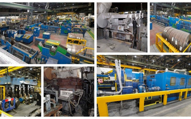 Preliminary Notice - Non-Ferrous Horizontal Casting Lines, Tandem Mill, Scalping Machine, CNC Grinder, Sample Miller, Annealing Furnaces etc