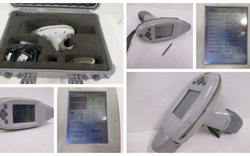 Thermo Scientific Niton XLT XRF Analyser