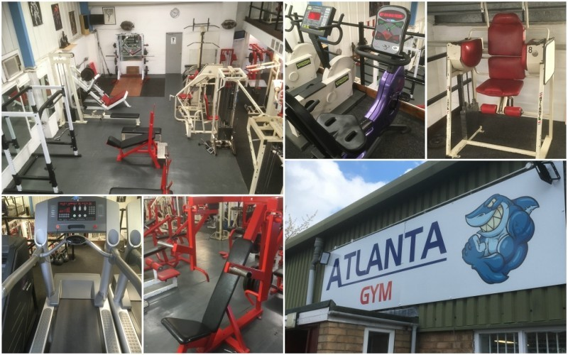 Retirement Sale - The Contents of Atlanta Gym, York