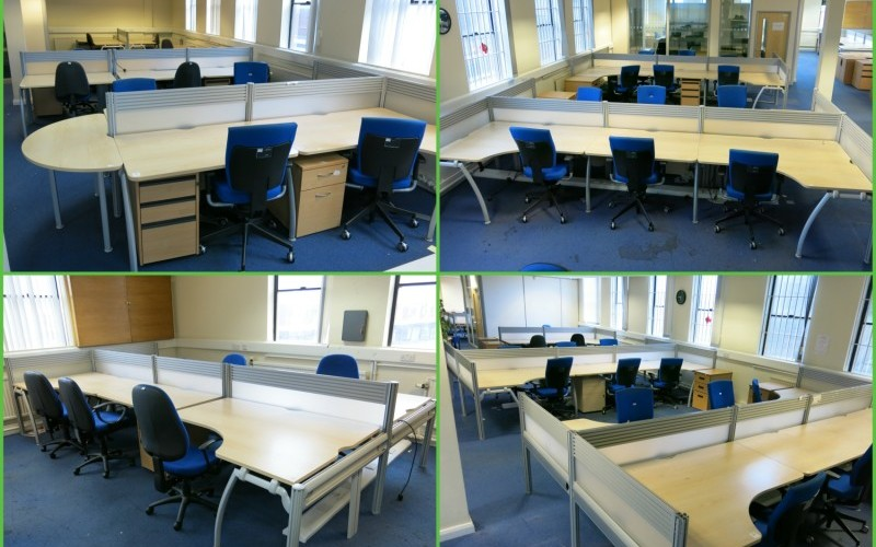Online Auction of Office Furniture & Equipment inc Senator Multi-Person Desk PodsOnline Auction of Office Furniture & Equipment inc Senator Multi-Person Desk PodsOnline Auction of Office Furniture & Equipment inc Senator Multi-Person Desk Pods
