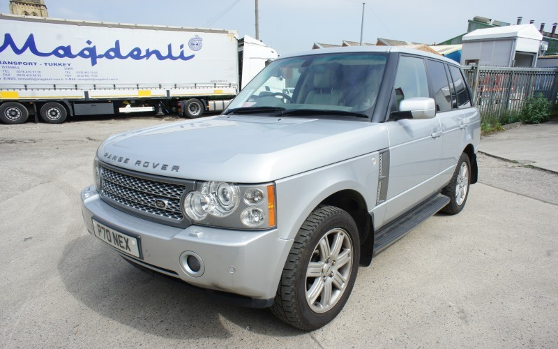 Land Rover Range Rover Vogue 4.4 V8 Auto 4-Door (2006)