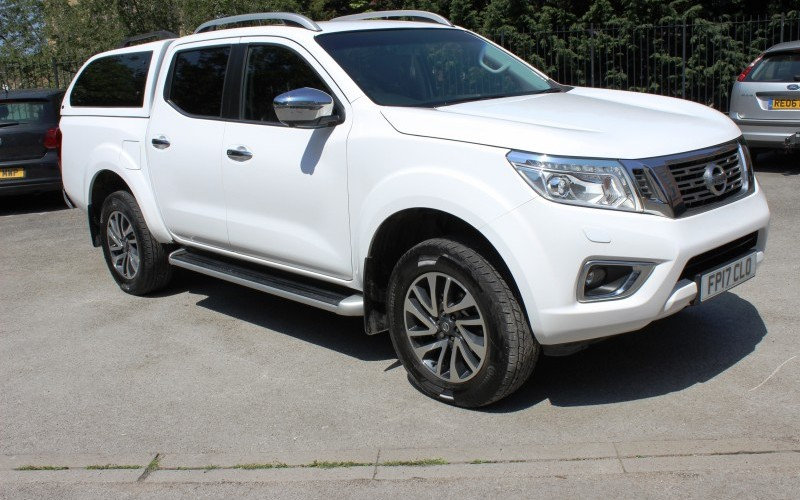 Nissan Navara Teckna DCI Pick Up (2017), Woodworking Machinery & Vacuum Forming Plant, Remaining Stocks of PET Film and Associated Equipment