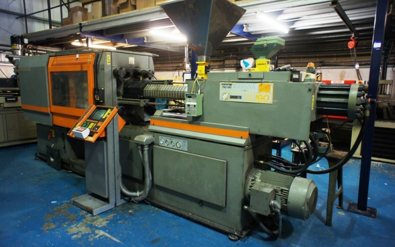 Injection Moulding Machinery & Associated Equipment and Tooling
