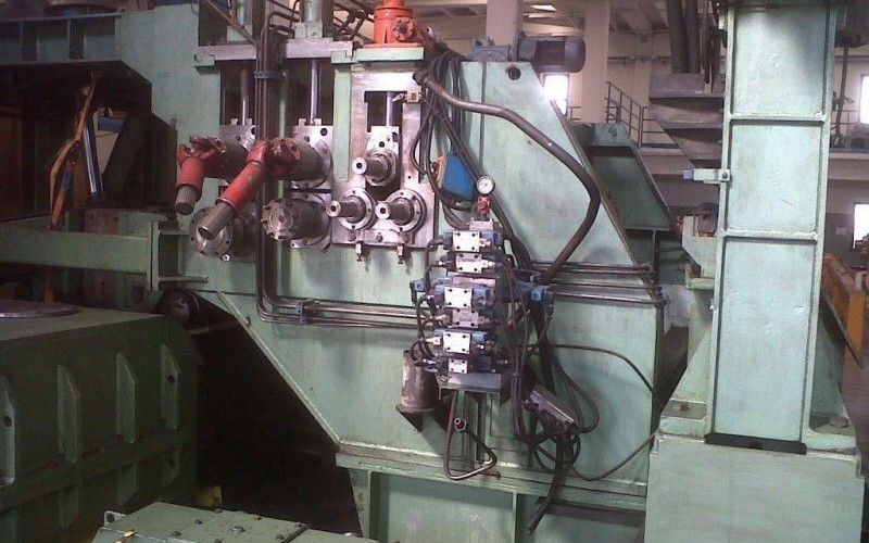 MINO 2000mm x 12mm Recoiling/Slitting Line