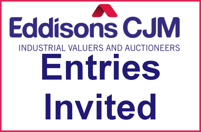 Eddisons CJM's March Collective Industrial, Antiques, Collectables and Homewares Auction