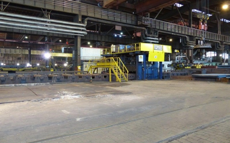 2006 RBHRR250 Hot Leveller for Hot Rolled Steel Plate upto 250mm thick2006 RBHRR250 Hot Leveller for Hot Rolled Steel Plate upto 250mm thick2006 RBHRR250 Hot Leveller for Hot Rolled Steel Plate upto 250mm thick