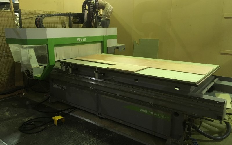 Online Auction of Woodworking Machinery, Factory Plant and Timber Stocks