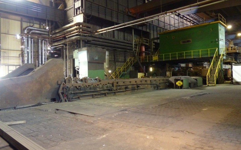 Sack 2Hi Heavy Plate Mill