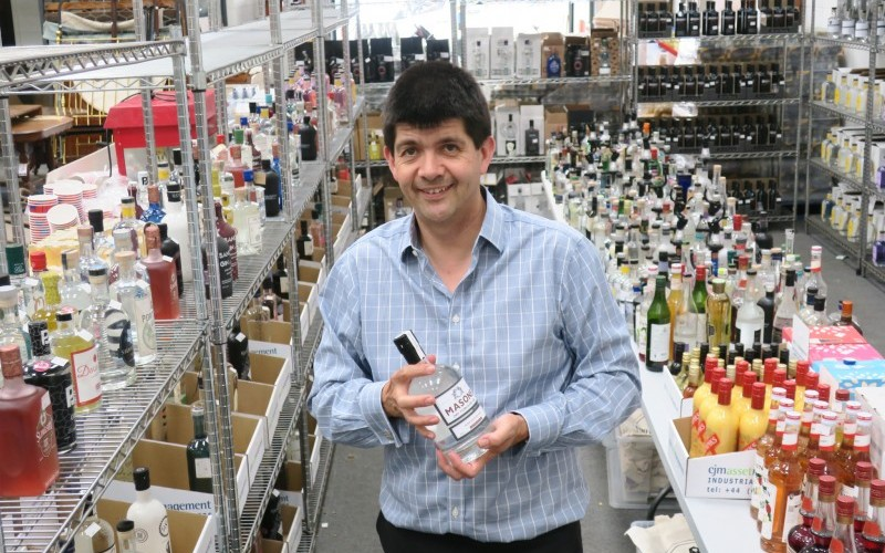 Gin Festival Stock Goes Under Hammer in North Lincs