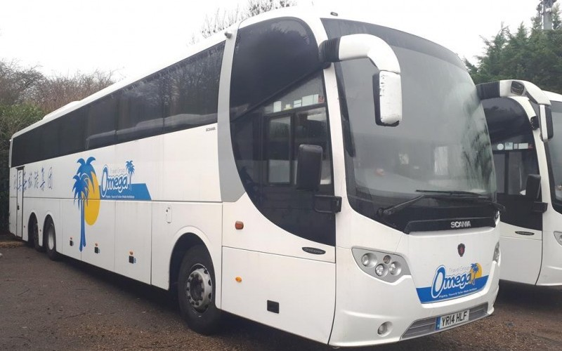 Scania & Sunsundegui Luxury CoachesScania & Sunsundegui Luxury CoachesScania & Sunsundegui Luxury Coaches