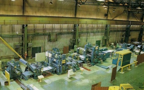 Eddisons CJM instructed to sell combined Tempering/Tension Levelling Line