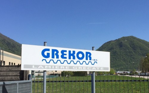 Leading Italian Cladding Company Grekor Srl seeks to divest its Roll Forming Business