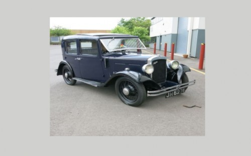 1933 Austin Ten goes under the Hammer