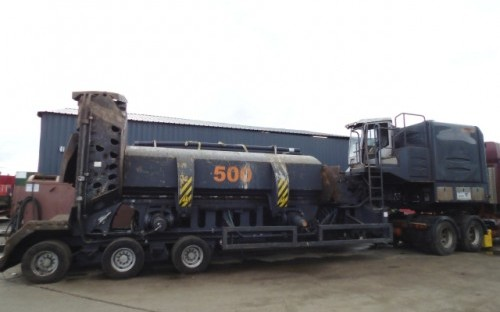 Metal Recycling Equipment, Commercial Vehicles, Plant and Machinery