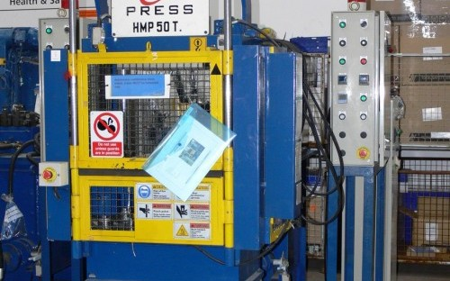 Major International Aerospace Engineer Appoints CJM to Sell Surplus Rubber Processing Equipment