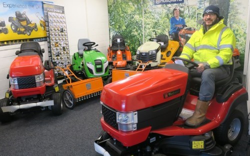 Gardening Machinery up for Auction!
