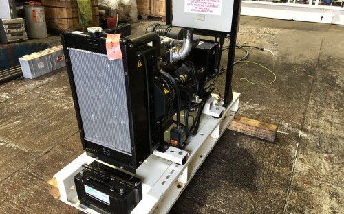 Useful Parcel of Diesel Generators in CJM January Collective Auction